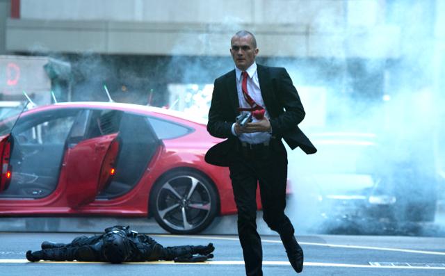Hitman-Agent-47-2, Copyright 20th Century Fox of Germany