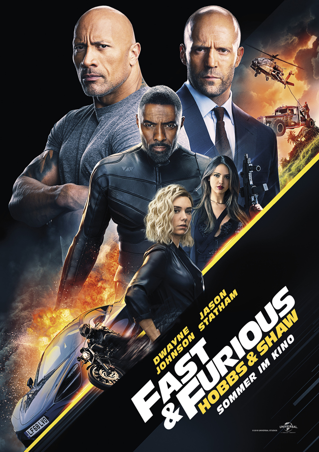 Hobbs and Shaw 1, Copyright UNIVERSAL PICTURES INTERNATIONAL