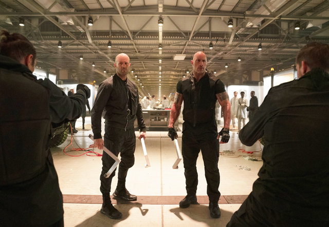 Hobbs and Shaw 2, Copyright UNIVERSAL PICTURES INTERNATIONAL