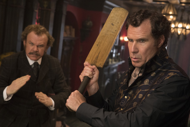 Holmes&Watson-2, Copyright Sony Pictures