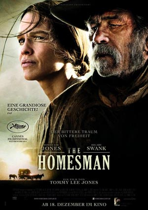 Homesman-1, Copyright Universum Film (UFA)