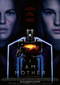 I am Mother c, Copyright CONCORDE FILMVERLEIH