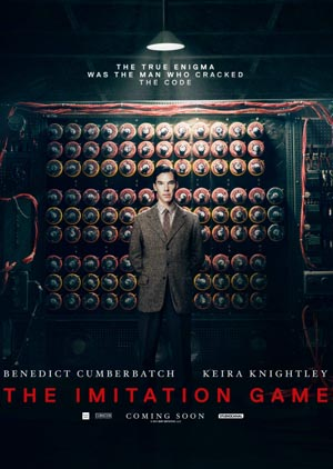 Imitation-Game-1, Copyright Square One Entertainment / The Weinstein Company