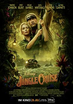 Jungle Cruise - Copyright DISNEY ENTERPRISES