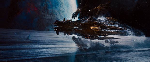 JUPITER ASCENDING, Copyright Warner Bros.