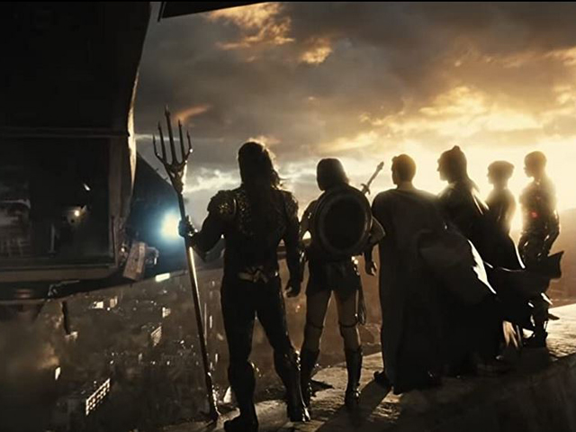 Justice League Cut 5 - Copyright WARNER BROS.