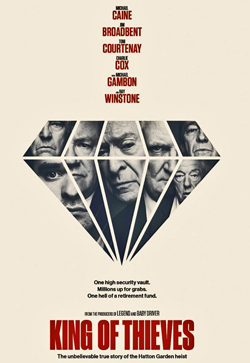 King of Thieves 2, Copyright STUDIOCANAL / WORKING TITLE