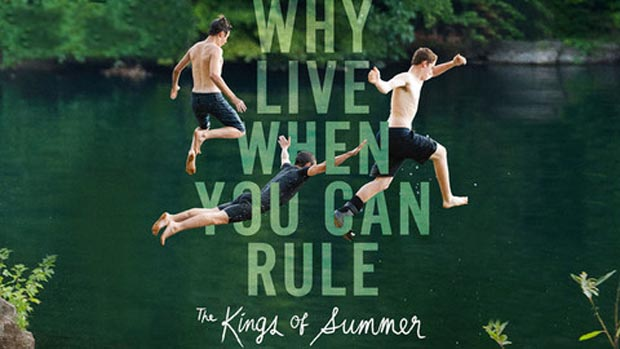Kings-of-Summer-3, Copyright StudioCanal
