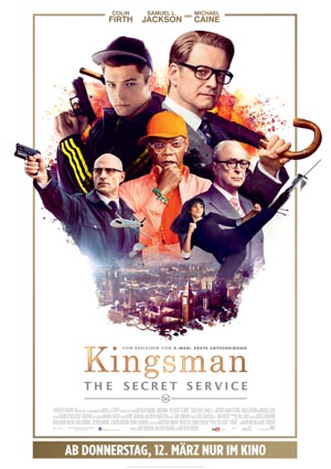 Kingsmen-1, Copyright  20th Century Fox of Germany