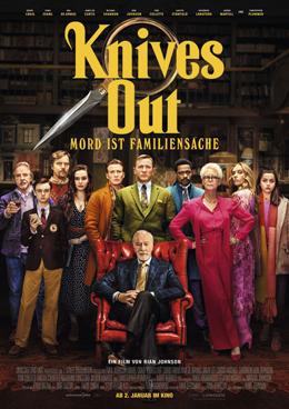 Knives Out 1, Copyright  UNIVERSUM Film