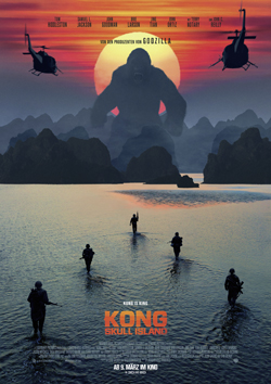 Kong-1, Copyright Warner Bros.