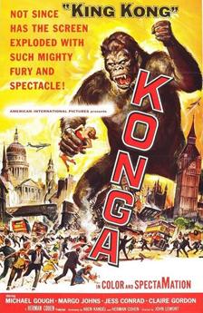 Konga 1 - Copyright MGM-UA