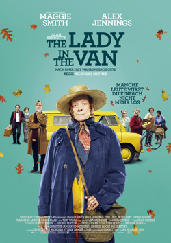 Lady-In-The-Van-1, Copyright Sony Pictures Releasing