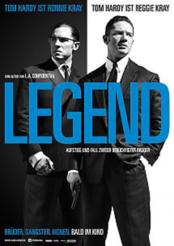 Legend-1, Copyright StudioCanal