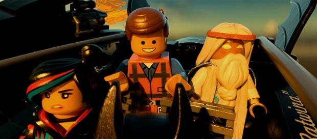 Lego-2, Copyright Warner Bros. Entertainment