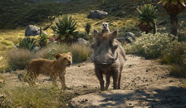 Lion King 2,Copyright WALT DISNEY STUDIOS MOTION PICTURE