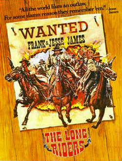 Long Riders 1, Copyright MGM Home Entertainment
