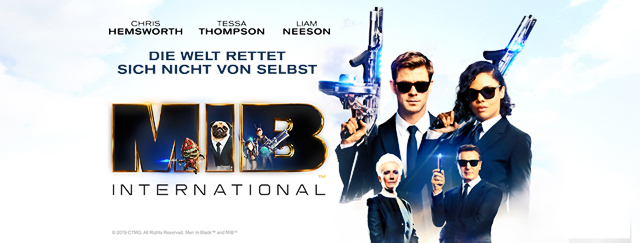 MIB Int 1, Copyright SONY PICTURES RELEASING