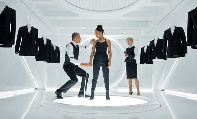 MIB Int 2, Copyright SONY PICTURES RELEASING
