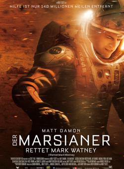 Martian-1, Copyright Twentieth Century Fox of Germany