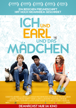 Me-Earl-Dying-Girl-1, Copyright Twentieth Century Fox of Germany