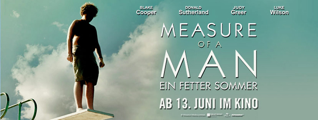 Measure Of A Man 1,  Copyright KINOSTAR FILMVERLEIH