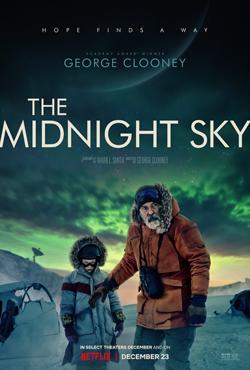 Midnight Sky - Copyright NETFLIX