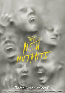 New Mutants 1 - Copyright WALT DISNEY GERMANY