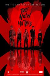New Mutants 4 - Copyright WALT DISNEY GERMANY