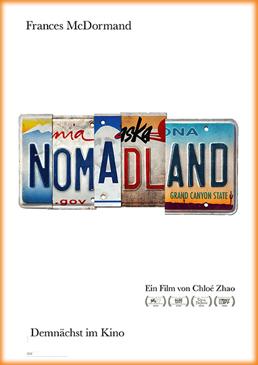 Nomadland - Copyright DISNEY ENTERPRISES