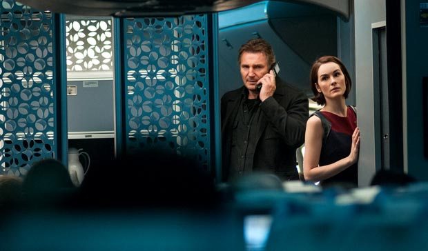 Non-Stop-2, Copyright Universal Pictures / StudioCanal