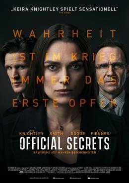 Official Secrets 1, Copyright ENTERTAINMENT ONE