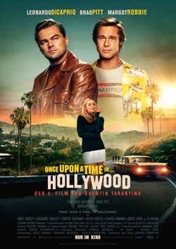 Once Upon Hollywood a, opyright SONY PICTURES RELEASING