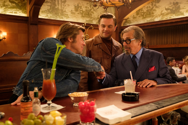 Once Upon Hollywood c, Copyright SONY PICTURES RELEASING