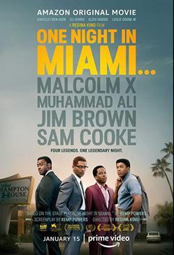One Night In Miami 1 - Copyright AMAZON STUDIOS