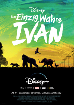 One Only Ivan 1 - Copyright WALT DISNEY Company