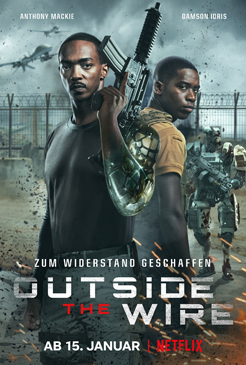 Outside The Wire 1 - Copyright NETFLIX