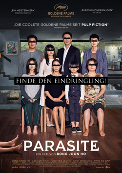 Parasite 1, Copyright KOCH FILMS