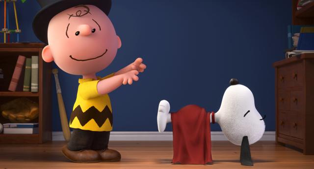 Peanuts-2, Copyright Twentieth Century Fox of Germany