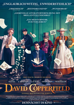 Personal History Copperfield 1 - Copyright ENTERTAINMENT ONE
