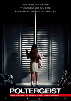 Poltergeist-1, Copyright 20th Century Fox of Germany
