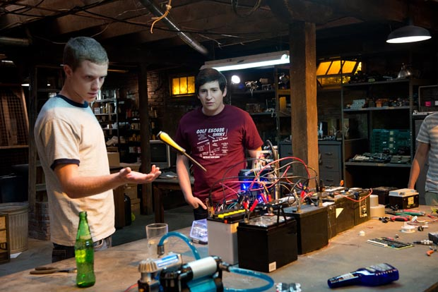 PROJECT ALMANAC,  Copyright Paramount Pictures