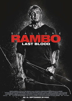Rambo Last Blood a, Copyright UNIVERSUM FILM (UFA)