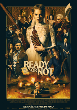 Ready Or Not a, Copyright 20th CENTURY FOX