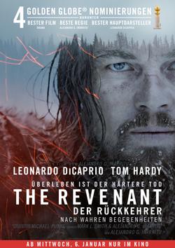 Revenant-1, Copyright 20th Century Fox of Germany