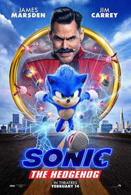 SONIC 1, Copyright PARAMOUNT PICTURES