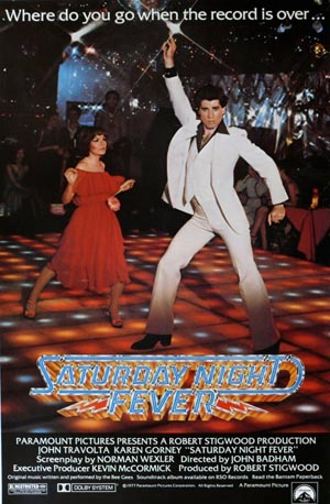 Saturday-Night-Fever-1, Copyright Paramount Pictures