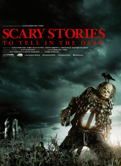 Scary Stories a, Copyright ENTERTAINMENT ONE