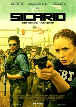 Sicario-1, Copyright StudioCanal
