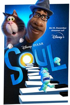 Soul 1 - Copyright WALT DISNEY PICTURES